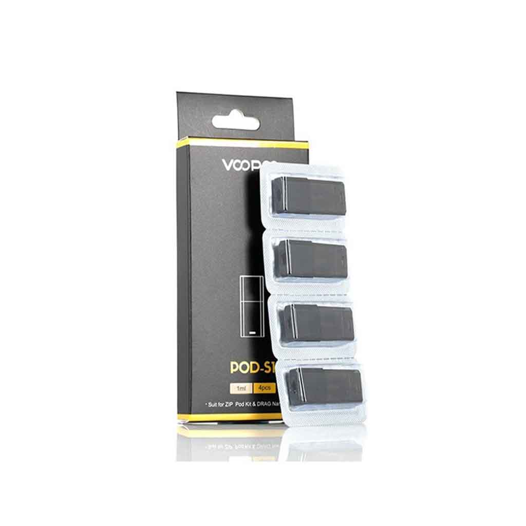 Drag Nano Pod Cartridge Pack By VooPoo