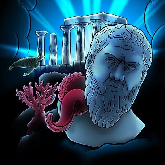 Atlantis E-liquid 50ML HVG By Zeus Juice