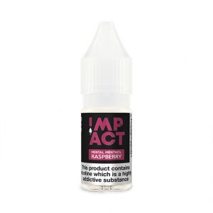 Mental Menthol Raspberry By Impact E-Liquid