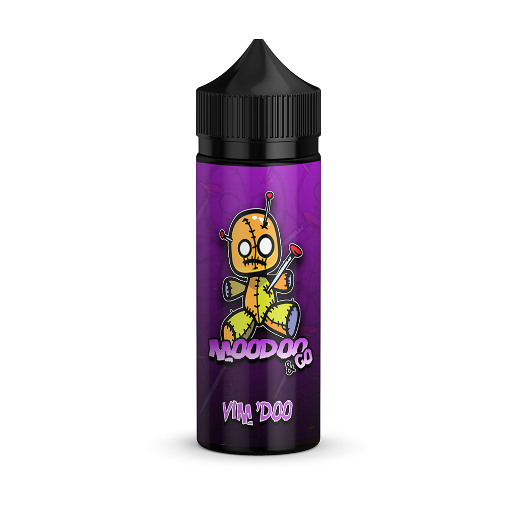 Vim 'Doo By Moodoo 100ml Shortfill