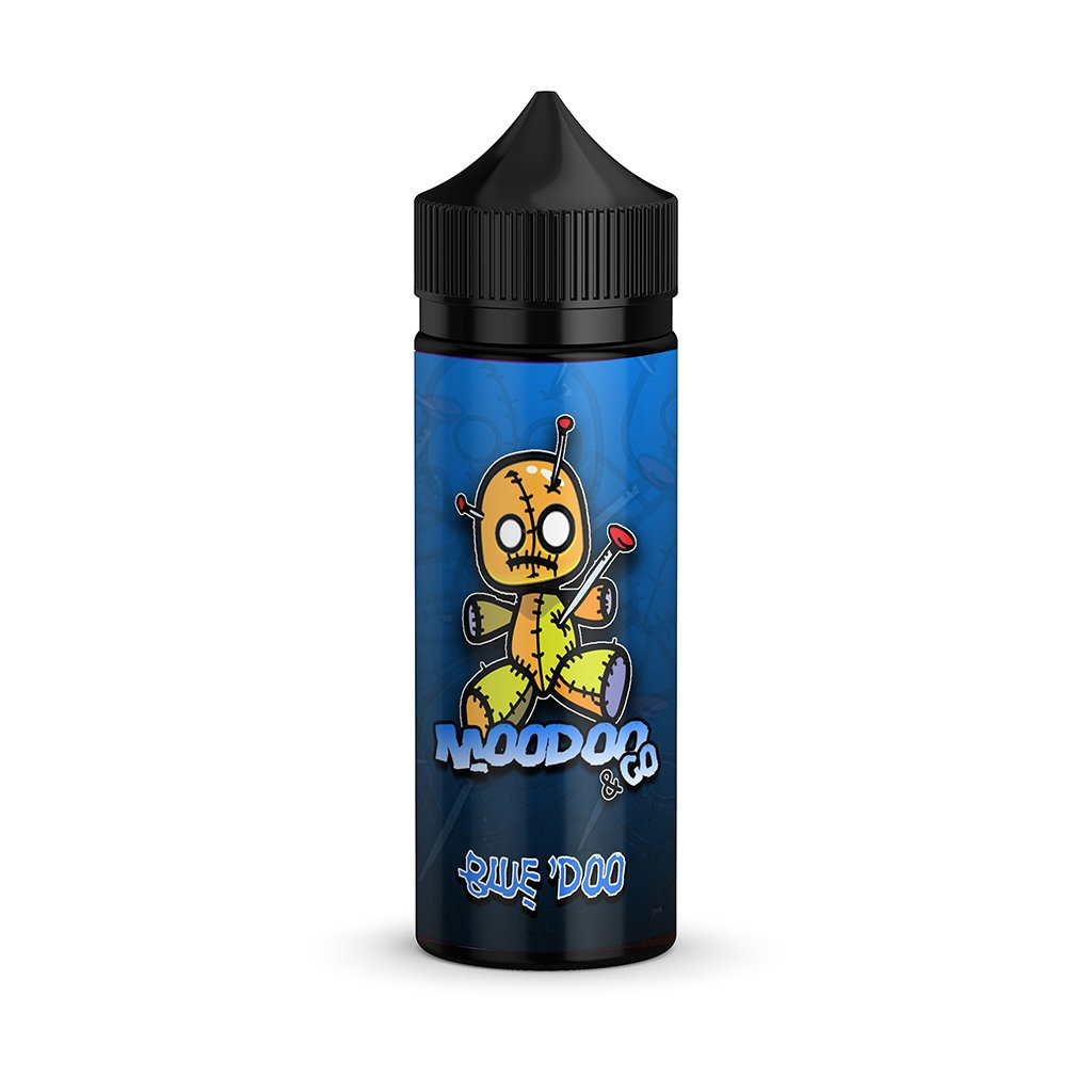 Blue 'Doo By Moodoo 100ml Shortfill