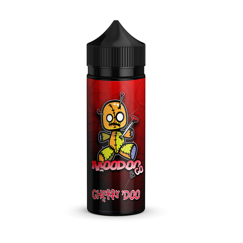 Cherry 'Doo By Moodoo 100ml Shortfill