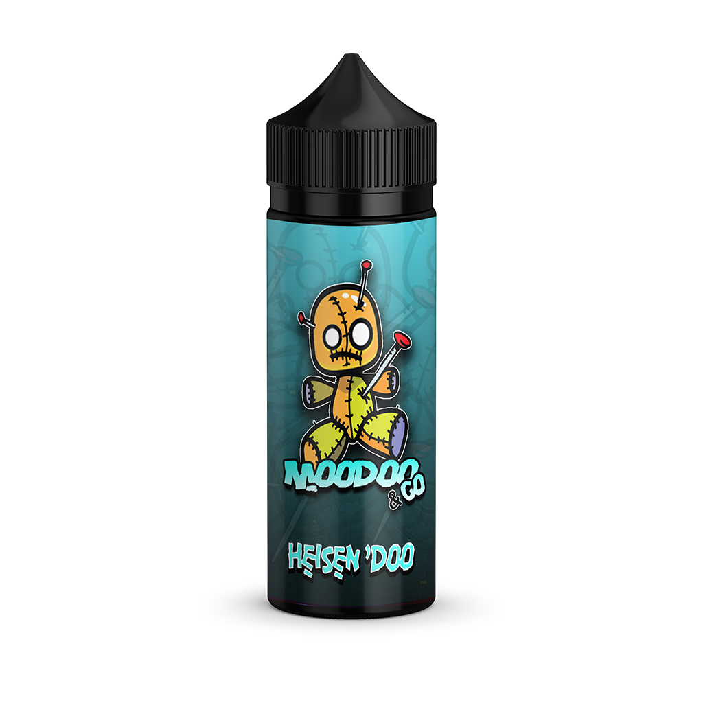 Heisen 'Doo By Moodoo 100ml Shortfill