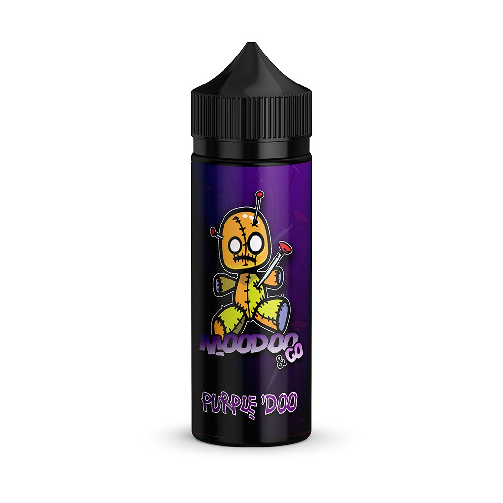 Purple 'Doo By Moodoo 100ml Shortfill