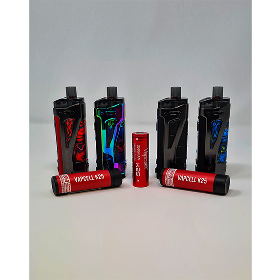Smok Scar P5 Pod Kit – Free Battery