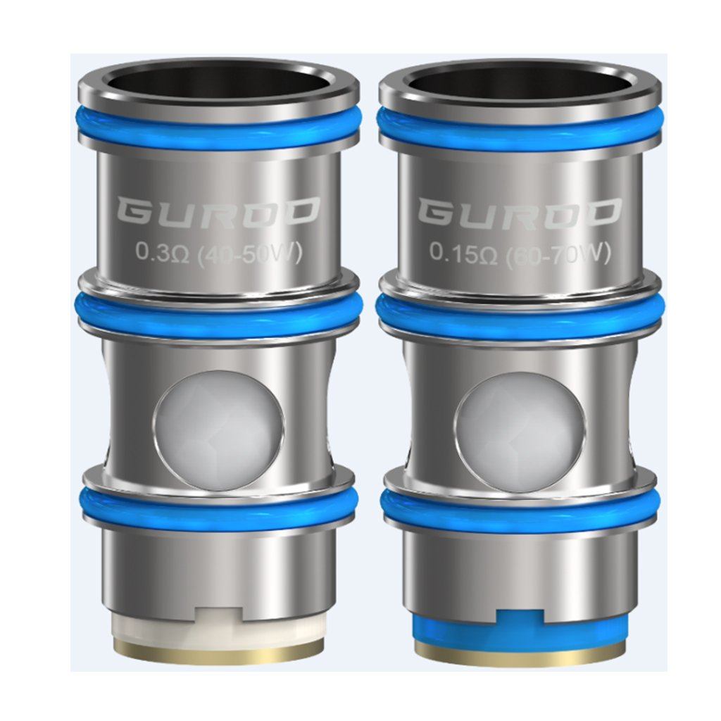 Guroo Replacement Coils By Aspire